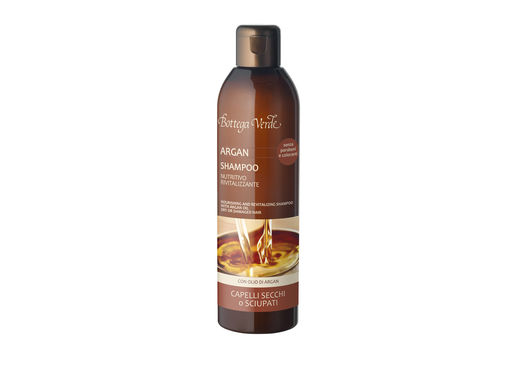 Marokon Argan -shampoo, 250 ml