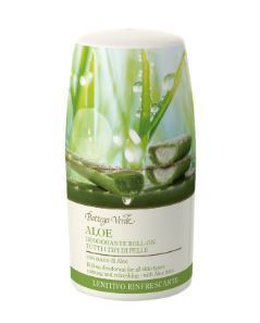 Alumiiniton ja soodaton Aloe Vera -roll-on deodorantti, 50 ml