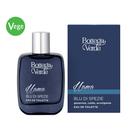 UOMO Blue Spices EdT, 50 ml