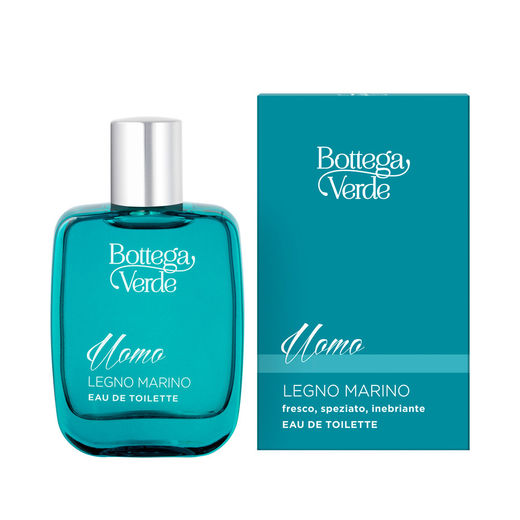 UOMO Marine Wood Eau de toilet, 50 ml