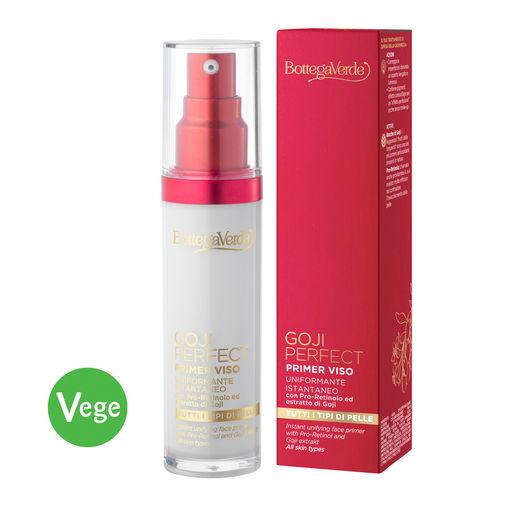GOJI Perfect kirkastava eliksiiri/primer, 30 ml
